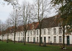 begijnhof in Dendermonde