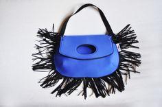 FRAN1 in Royal Blue w/Black frenzies