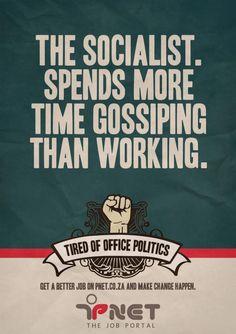 PNet: Socialist