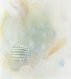 """""""Gypsy at Heart"""" Kishkaa artist: melissa mladin lowgren 137 x 153cm / oil on linen"""
