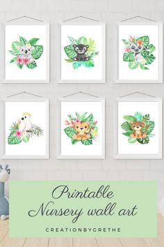 Are you looking for an easy, affordable and convenient way of finding that perfect decor for your kid's room then you are in the right place. Many styles from minimalist decor lover to colorful and creative. #kidsroomdecor #nurserywallart #tropicalprint #playroomdecor #playroomprint Playroom Wall Decor, Baby Room Decor, Nursery Wall Art, Nursery Decor, Playroom Printables, Safari Nursery, Minimalist Decor, Printable Wall Art, Kids Room