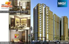 #MGIGroup offers #luxury, #style, comfort and quality for a complete #lifestyle at #MGIMaple.  http://www.mymgi.com/mgi-maple-luxurious-residential-project-in-govindpuram-ghaziabad.html