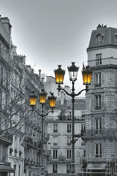 Lanternes de Paris by Marie Macharmante on 500px