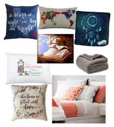 """""""Shut up! I'm reading"""" by regulus-star on Polyvore featuring interior, interiors, interior design, home, home decor, interior decorating and West Elm"""