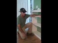 How to move an electrical outlet - YouTube