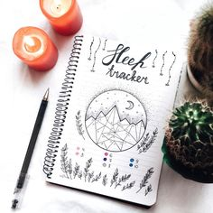 I might be a little late but here's my sleep tracker for September || Instagram