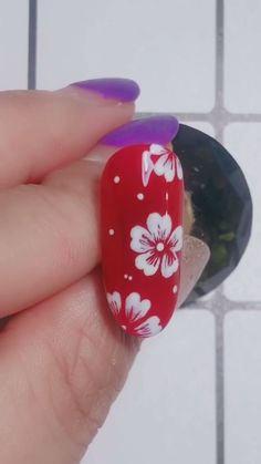 discount art Simple nails art design video Tutorials Compilation Part 105 me, see more nails DIY tutorials and update them every day. Nail Art Vidéo, Jolie Nail Art, Easy Nail Art, Sharpie Nail Art, Cute Christmas Nails, Christmas Nail Art Designs, Flower Nail Designs, Simple Nail Art Designs, Simple Art