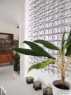 Olohuone - Sisustuskuvia jäseneltä MiiMii - StyleRoom Tuli, Plants, Plant, Planets