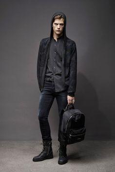 Zadig & Voltaire Menswear Collection