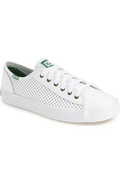 Keds® 'Kickstart' Perforated Sneaker (Women) available at #Nordstrom