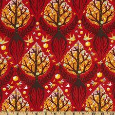 The Birds & The Bees Tree of Life Cinnamon
