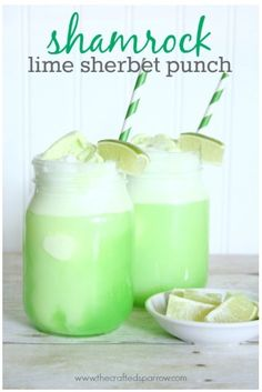 Recipe For Lime Sherbet Punch
