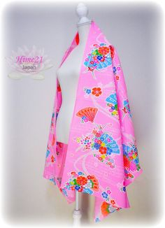 JAPANESE COTTON Wrap skirt   or Wrap DressJapanese by Hime21, ¥3200