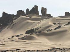 désert du Hoggar Sahara