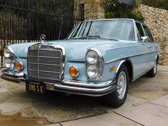 1972 Mercedes-Benz 280-Class