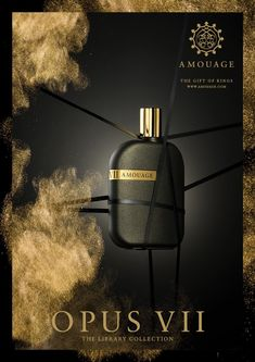 The Library Collection Opus VII Amouage perfume - a new fragrance for women and men 2013