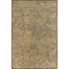 Momeni Clearance Arabasque Collection Aq 01 L Blue Rug Http Www