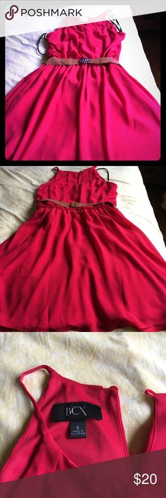 Sunday Dress Like new just worn once. Red dress it's perfect for any occasions ... Dresses Mini