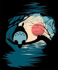 Totoro ;3