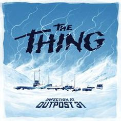 The Thing: Infection at Outpost 31 | Board Game | BoardGameGeek