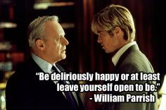 Meet Joe Black (1998) | 22 Of The Most Powerful Quotes Of OurTime