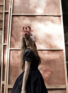 f(x)'s Victoria transforms into a ballerina for 'Vogue Girl'