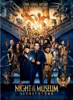 Win Tickets to Night of the Museum: Secrets of the Tomb in Phoenix - Win a family 4-pack of tickets to see the movie in Phoenix!