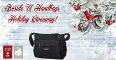 Beside-U Handbag Holiday Giveaway Winner Winner Chicken Dinner, Holiday Gift Guide, Hashtags, Giveaways, Canada, Purses, Rock, Handbags, Batu