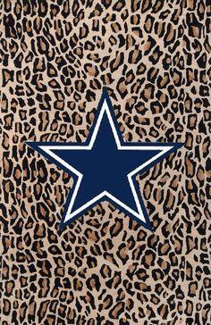 Iphone Wallpaper | Dallas Cowboys | Cheetah Print