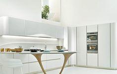 Ola 20 Kitchen...pretty sleek!
