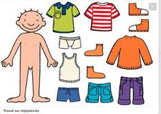 paperdolls for free Kids Education, Special Education, Learning Activities, Preschool Activities, Busy Bags, Home Schooling, Pre School, Paper Dolls, Strasbourg