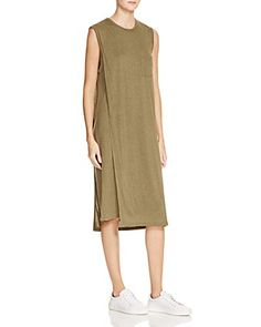 310678026ef T by Alexander Wang Jersey Dress Women - Bloomingdale s