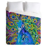 I really want this!!!!!   Found it at AllModern - Elizabeth St Hilaire Nelson Cacophony of Color Duvet Cover Collection