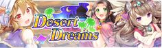 Valkyrie Crusade:  Desert Dreams - http://techraptor.net/content/valkyrie-crusade-desert-dreams   Gaming, News