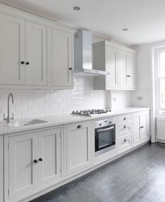 Consider this necessary pic and also take a look at today points on Small Kitchen Renovation One Wall Kitchen, Kitchen Cabinet Colors, White Kitchen Cabinets, Kitchen Cabinetry, Ikea Kitchen, Home Decor Kitchen, Kitchen Countertops, Kitchen Interior, Home Kitchens