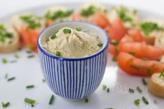 Nátierka z údenej makrely Cantaloupe, Mashed Potatoes, Ale, Ice Cream, Favorite Recipes, Fruit, Ethnic Recipes, Desserts, Food