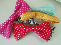 DIY Hair Bows NO SEW! I made two it was so easy!!!