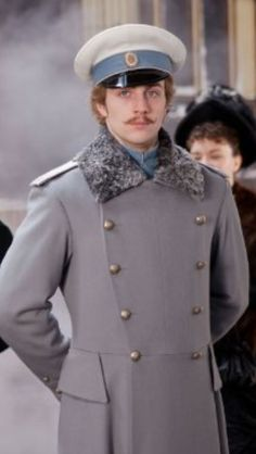 """Anna Karenina"" (2012) Aaron Taylor-Johnson as Count Vronsky"