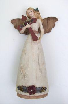 Simple Spirits by Pavilion Gift Company, Faith Angel