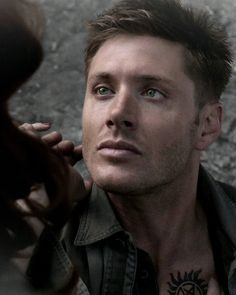 "lost-shoe: "" SPN10 Countdown Challenge: Favourite Dean Caps 2/23 9.02 Devil May Care """