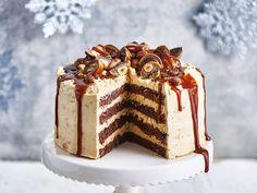 Tiramisu, Dessert Recipes, Food And Drink, Sweets, Cakes, Meals, Baking, Hungary, Ethnic Recipes