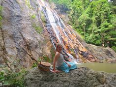 Waterfall II Koh Samui, Thailand, Island, Paradise, Island tour