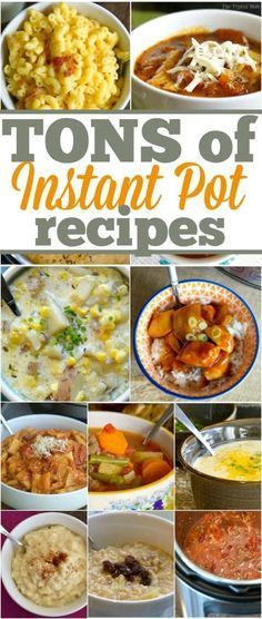 The most useful instant pot cheat sheet on the web just got better tons of the best instant pot recipes around from soups to main dishes forumfinder Gallery