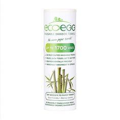 Ecoegg – bambusne brisače za večkratno uporabo 15,95€