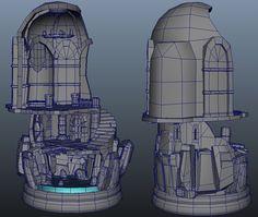 3D Diorama - Dungeon Environment - Page 3 - Polycount Forum_來源網頁圖片已遺失