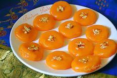 Badam Peda: Indian sweets.