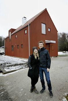 De ritade sitt drömhus - Bostad - www.na.se