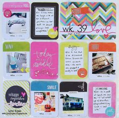 """Project Life: Week 39