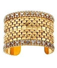 COURTNEY LEE COLLECTION HARRISON CUFF at Favery.com!