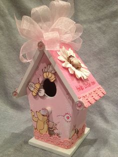 WINNIE the POOH n Piglet  Personalized by BirdhouseGiftGallery, $15.00